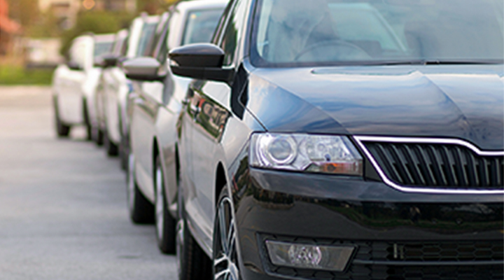 Automóveis – Frota
